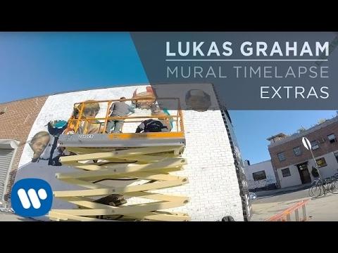 Lukas Graham - Mural Timelapse [EXTRAS]