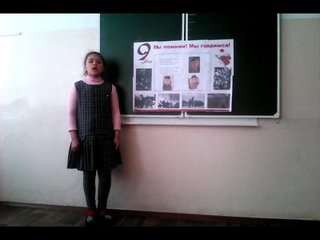 Изображение предпросмотра прочтения – ЕкатеринаРакова читает произведение «Минута молчания» АнастасииВержинскойПарамоновой