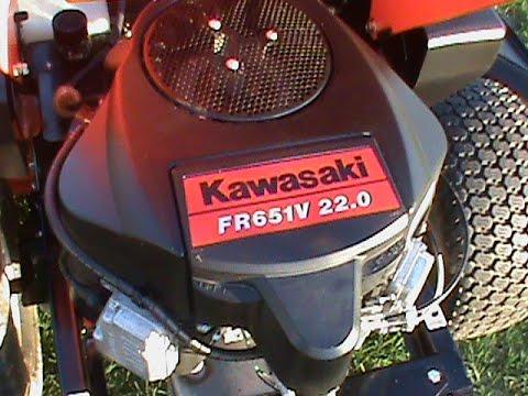 Tractor Engine Swap Wiring Kawasaki to Briggs to Kohler