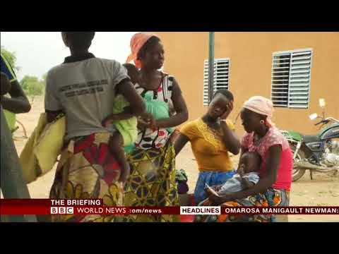 BBC World News report on the effects of DMI's radio campaign in Burkina Faso - 14/08/18
