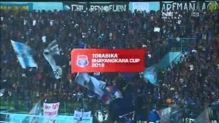 Highlights Arema Cronus vs Sriwijaya FC [1-0] Bhayangkara Cup 31 Maret 2016