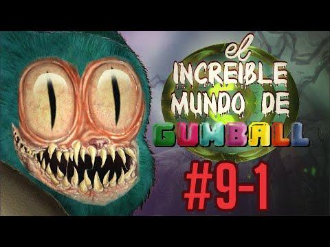 💀 CREEPYPASTA 💀 El Increíble Mundo De Gumball #9-1 - El Desconocido