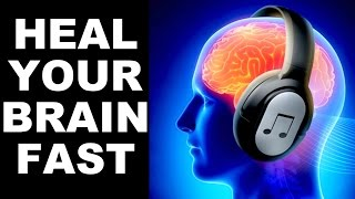 BRAIN HEALING SOUNDS : DOCTOR DESIGNED: FOR STUDY,  MEDITATION,  MEMORY, FOCUS : 100% RESULTS ! thumbnail