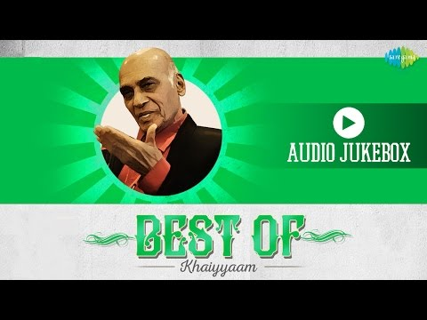 Best Of Khaiyyaam   In Ankhon Ki Masti   Hindi Movie Songs   Audio Jukebox