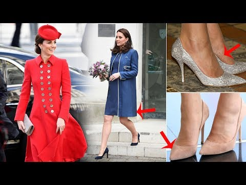 Five Secret Fashion Hacks KATE Lives By From Special Tights To Dress Length