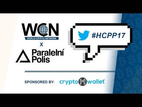 World Crypto Network LIVE from Hacker Congress at Paralelní Polis, - Prague, CZ