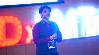 Bridging the gap through technology | Sai Satish | TEDxIIMTrichy