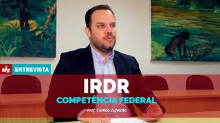 IRDR - Competência Federal