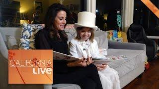 The Inspiration for Eleanor Wyatt, Princess and Pirate! | California Live | NBCLA