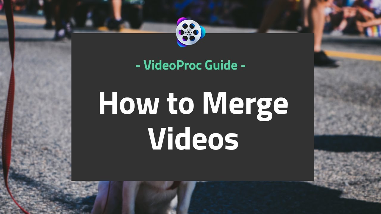 How to Merge Multiple Videos Together Quickly in 4 Easy Steps