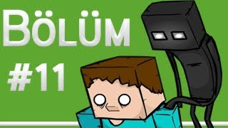 Burak Minecraft'ta Bölüm 11 - It's Better Together #2 [Fail,Fail Ve Fail]
