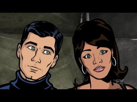 Watch 'Archer' Creator Adam Reed's Favorite : 'M Is for Mancy'