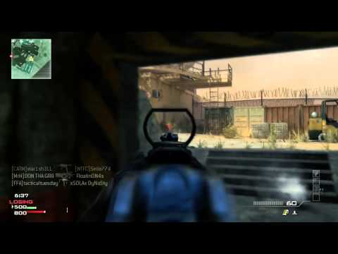 I Need to Ask a Favor... (MW3 Gameplay)