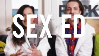 SEX ED: What topics do we need to talk about more?