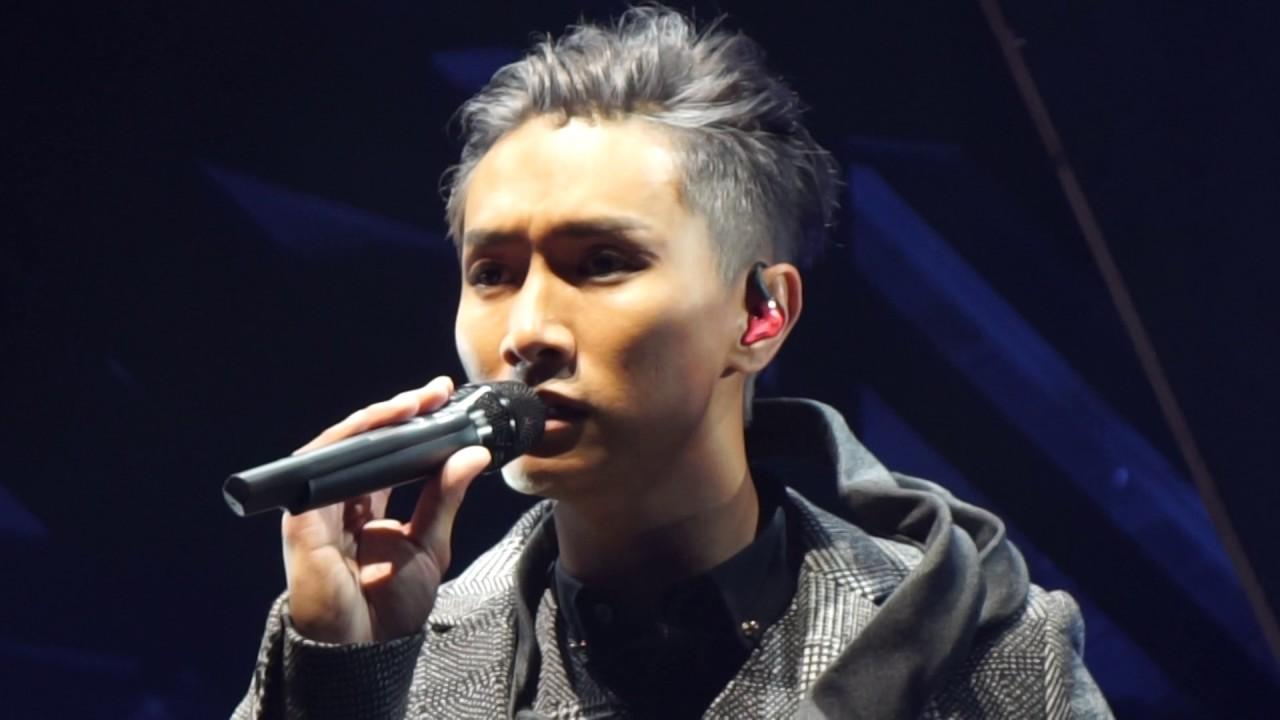 沒有你 我甚麼都不是- 陳柏宇 THE PLAYERS 演唱會 - YouTube