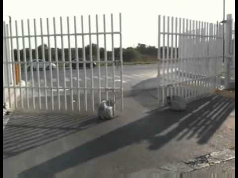 Automatizaci n de puertas abatibles youtube - Automatizacion de puertas ...