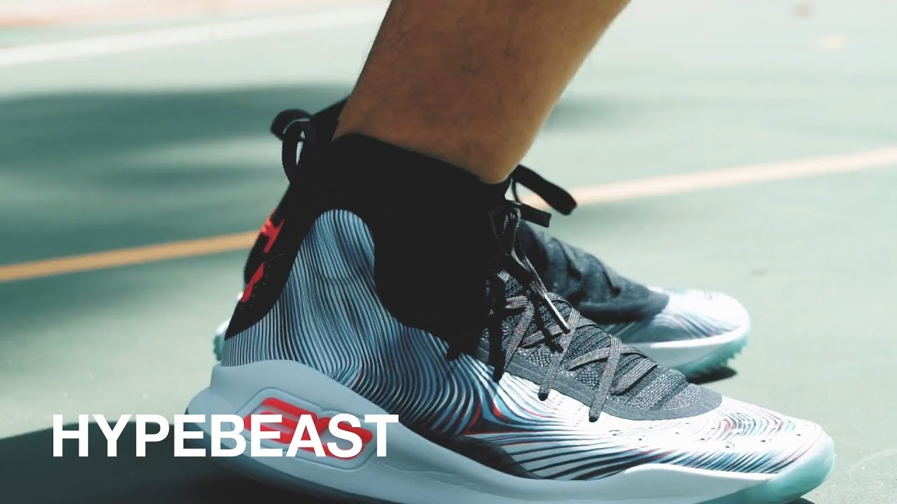 7f1e6d03710c 近賞 Under Armour Curry 4 籃球鞋. HYPEBEAST ZH