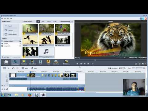 tutorial avs video editor untuk pemula