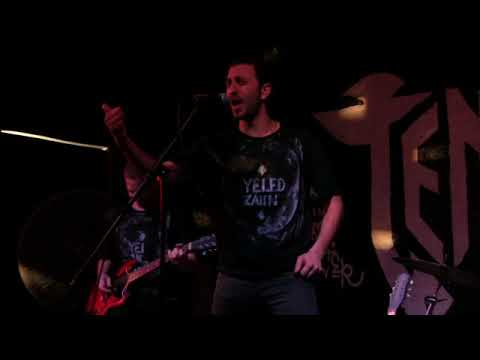 Yeled Zaiin - Everybody Killer Live at Tender Trap bk