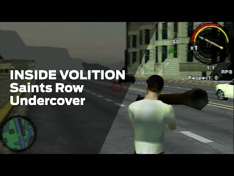 Inside Volition: Saints Row Undercover
