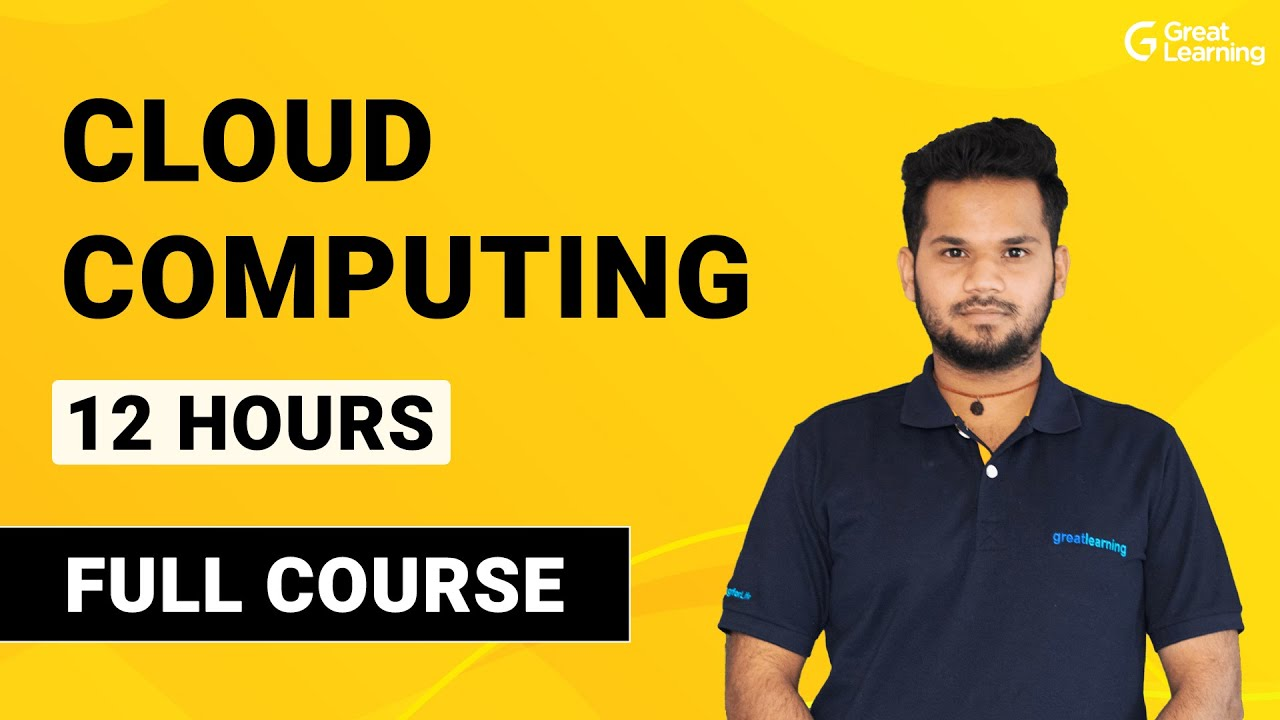 Cloud Computing Tutorial for Beginners in 2021