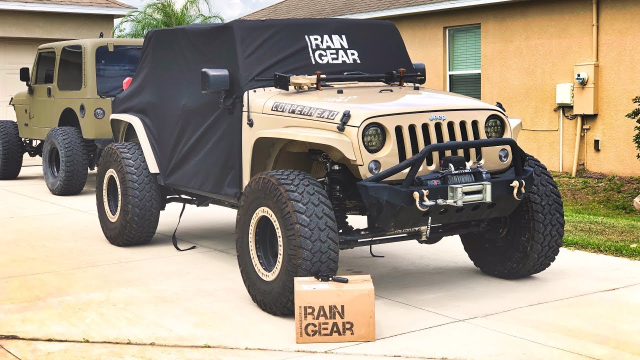 Topless with new lift and tires!!! - JK-Forum.com - The