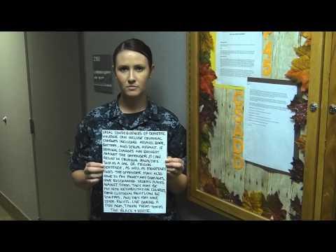 VP-45 Domestic Violence