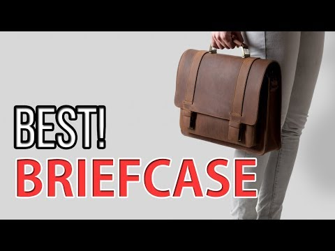 BEST 5 Leather Briefcases 2018