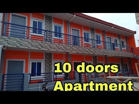 10 doors Apartment