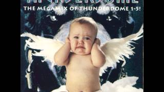 Thunderdome - The Megamix of Thunderdome 1-5 Teil 1