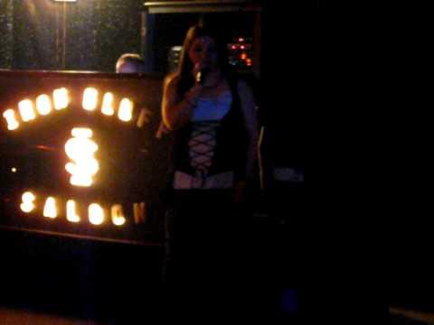 Karaoke at the Bluff 3