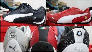 BRANDED SHOES UPTO 60% OFF (BMW, FERRARI, MERCEDES BENZ, VIRAT KOHLI ONE 8 EDITION AT LOWEST PRICES