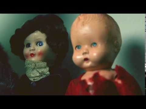 FREE Stock Video DOWNLOAD Creepy Vintage Dolls HD
