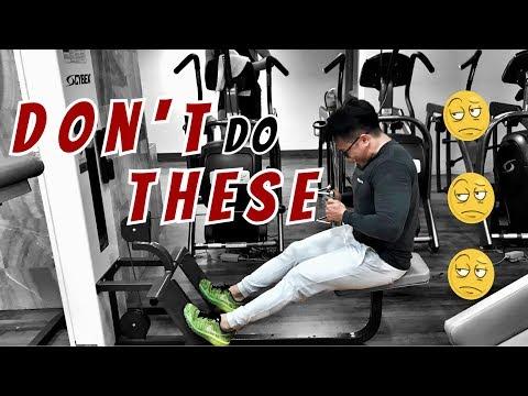 5 Lỗi Sai NGHIÊM TRỌNG Khi Tập LƯNG XÔ   An Nguyen Fitness
