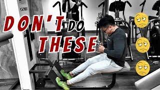 5 Lỗi Sai NGHIÊM TRỌNG Khi Tập LƯNG XÔ | An Nguyen Fitness