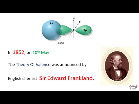 Valance theory  10 may - Science Greed