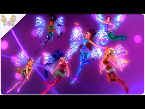 Winx Club - Sirenix 3d Full Transformation [FHD]