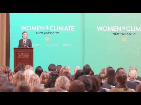 Women4Climate: Mary Anne Hitt