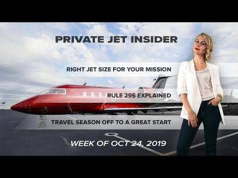What Size or Type of Private Jet is Right for Your Mission?