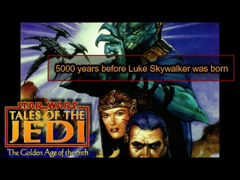 Tales of the Jedi: The Golden Age of the Sith 00