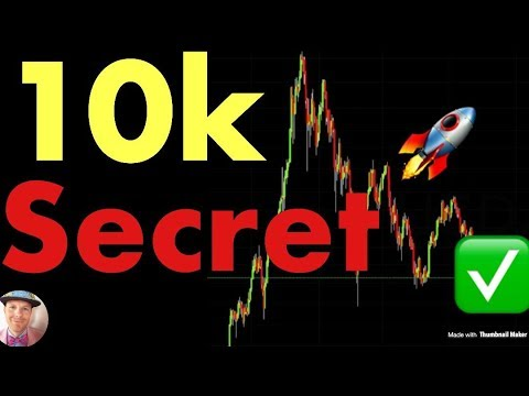 Bitcoin To 10K - The Secret Behind This Next Big Move