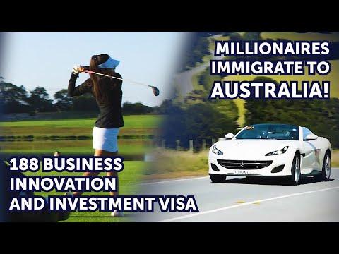 MILLIONAIRES IMMIGRATE TO AUSTRALIA! HIGH NET WORTH IMMIGRATION - 188 INVESTOR VISA AUSTRALIA