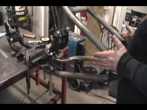 Harley Davidson Sportster 1200 >> 2004-up Rubber-mount XL/Sportster Hardtail Installation ...