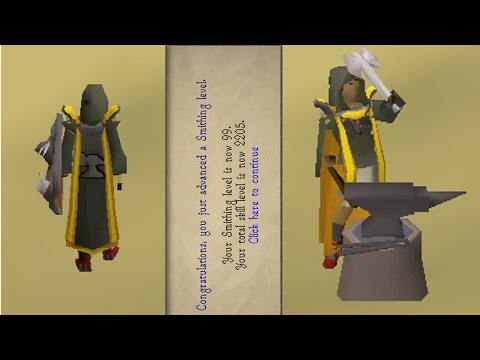 Maxing a UIM | 2207/2277 | 6 Skills Remain