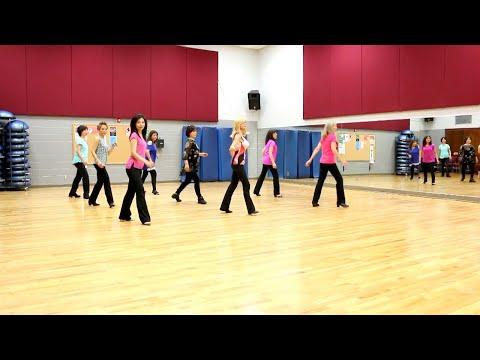 Oh Yes Eureka! - Line Dance (Dance & Teach in English & 中文)
