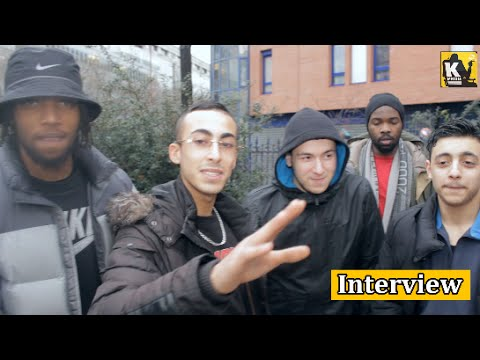 XV BARBAR // Interview Exclusive [Instinct Animal] - KAMOSS PRODUCTION
