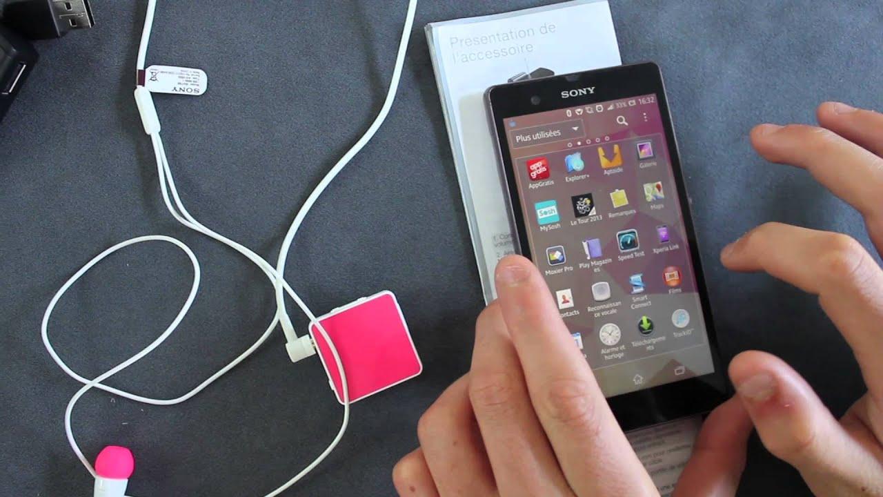 Test du SBH20, le casque bluetooth stéréo NFC par Sony ...