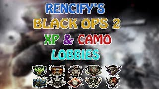 🔴 HOSTING MODDED MW2 XP AND CAMO LOBBIES PSN: RencifyModz (PS3 only)