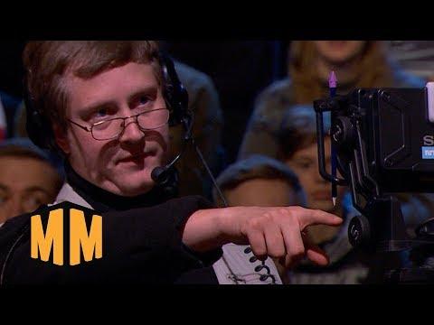 Kameramann gjør ikke jobben sin | Martin og Mikkelsen S2E9