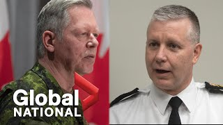 Global National: Feb. 25, 2021 | Military reacts to another top Canadian soldier under investigation